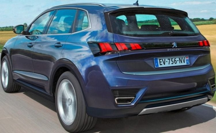 2016 Peugeot 6008 Release Date, Price, Engine