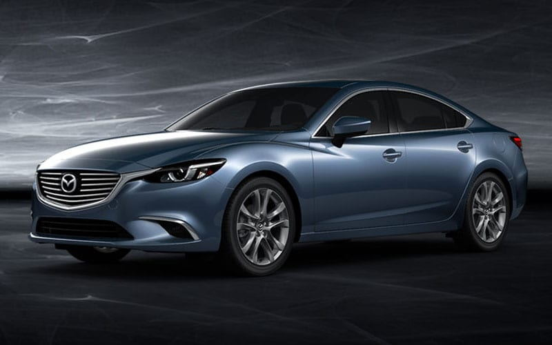 2017 Mazda 6 Arrives In The US, Start Price and first Photos