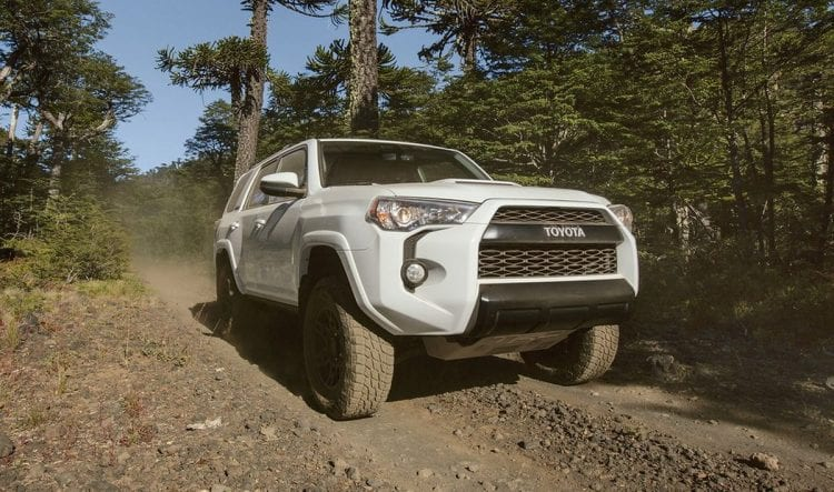 2017 toyota 4runner redesign changes price release date. Black Bedroom Furniture Sets. Home Design Ideas