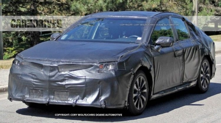 2018 TOYOTA CAMRY ENGINE SIZE