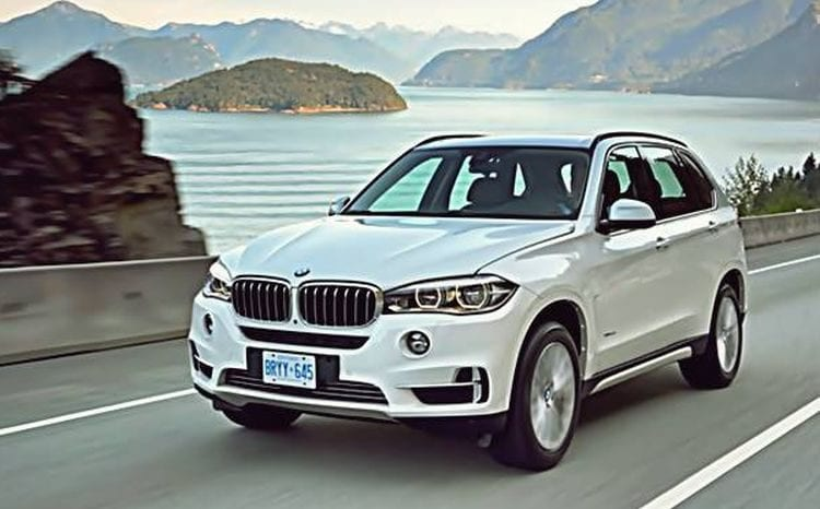 2017 Bmw X7 Price Specs Release Date Images Rendering
