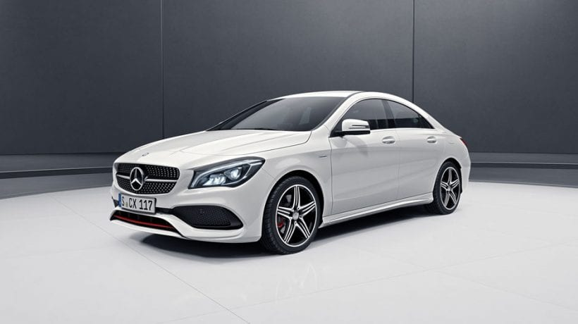 2017 mercedes benz cla review release date specs. Black Bedroom Furniture Sets. Home Design Ideas
