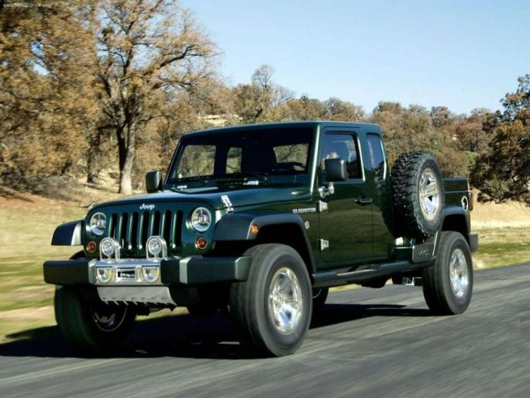 Jeep Gladiator Release Date >> 2017 Jeep Gladiator Pickup, Release date, News, Specs, Photos
