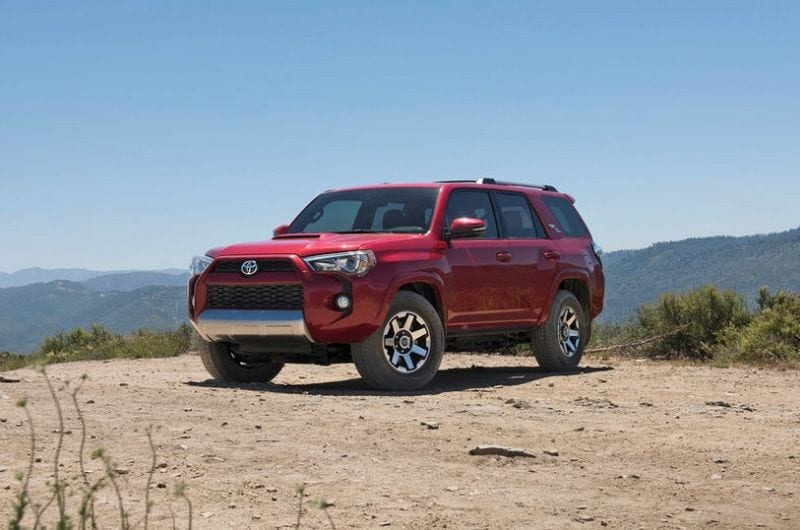 2017 Toyota 4Runner Redesign, Changes, Price, Release date