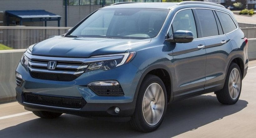 2017 Honda Pilot Improvements | 2017 - 2018 Best Cars Reviews